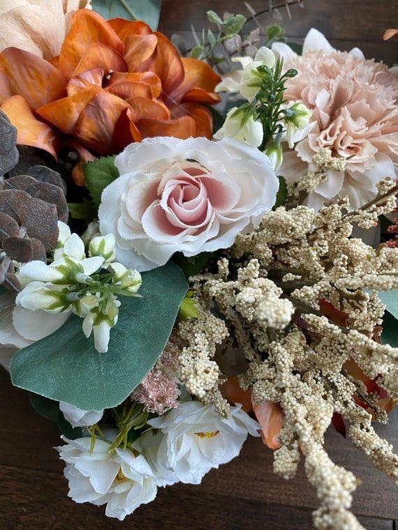 Photo of Farmhouse Wreath, Neutral Wreaths for Spring, Spring Wreaths for Front Door, Neutral Wreath, Farmhou