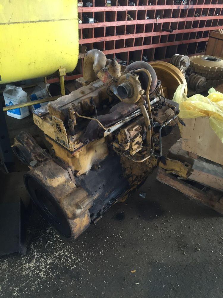 Caterpillar Cat 3304 Engine for 963 Track Loader USED Complete Rebuild Diesel  #Caterpillar