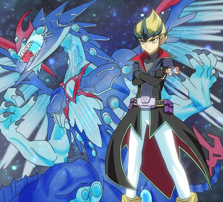 Kaito And His Ace Galaxy Eyes Photon Dragon Pokemon Firered Galaxy Eyes Anime