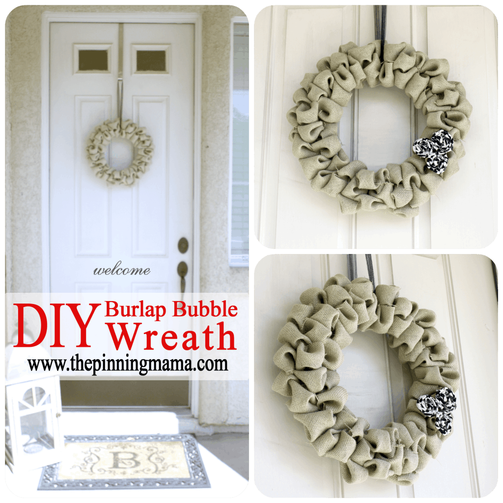 Photo of Easy DIY Burlap Wreaths That Will Make Your Neighbors Jealous!