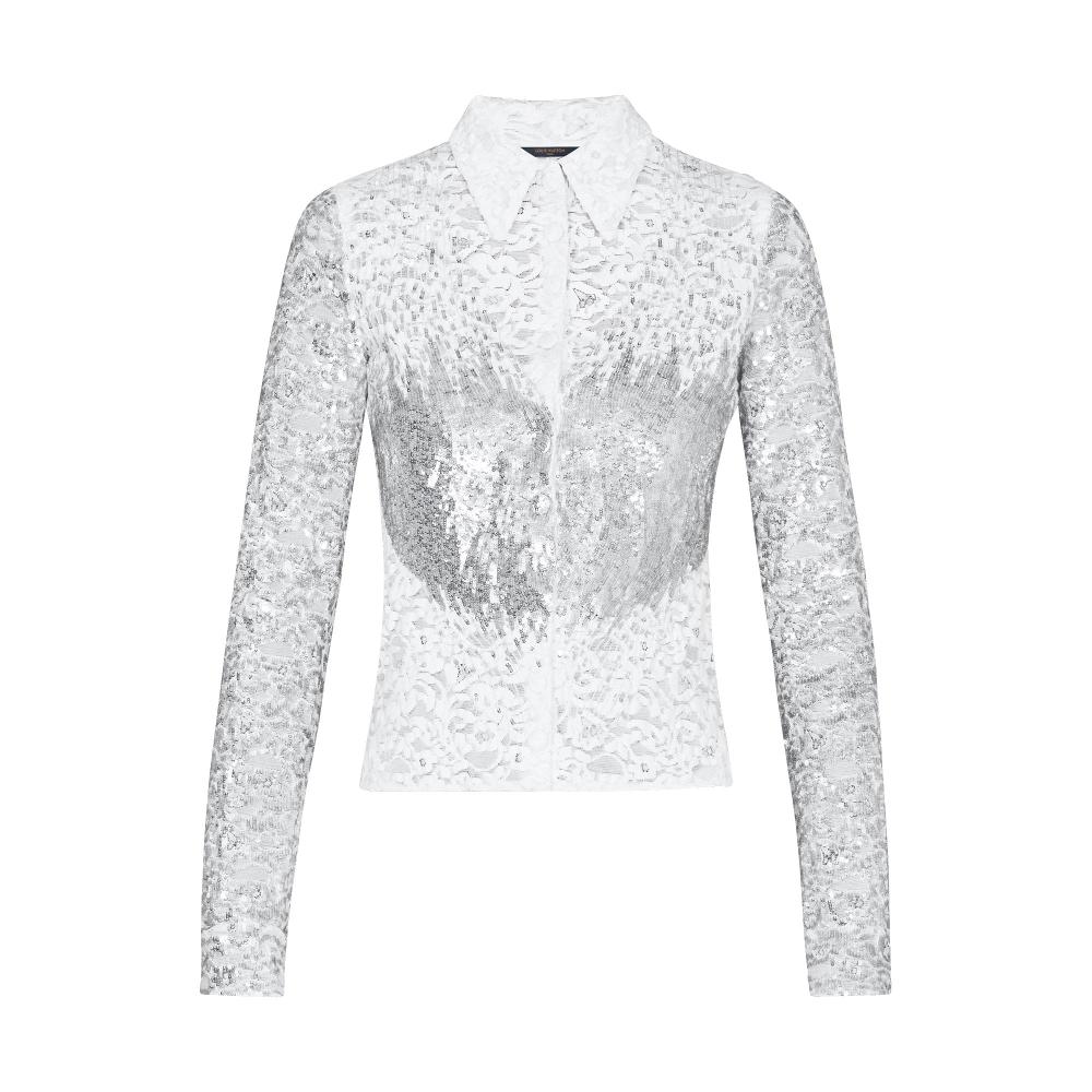 b5bd8264ea Embroidered Shirt em 2019   Louis Vuitton