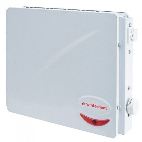 Low Energy Wall Mounted Slimline Electric Convector Bathroom Panel Heater Ip24