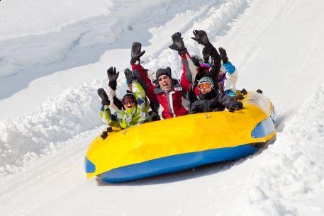 Jordan Valley Outfitters Winter Rafting