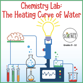 Chemistry Lab The Heating Curve Of Water With Images
