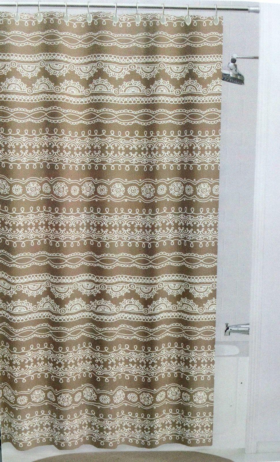 Fabric Shower Cur Found At Http Keywebco Myshopify Com