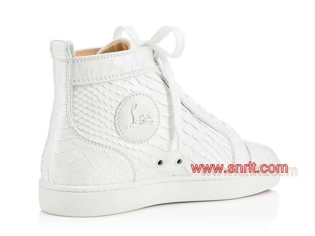 baskets homme louboutin