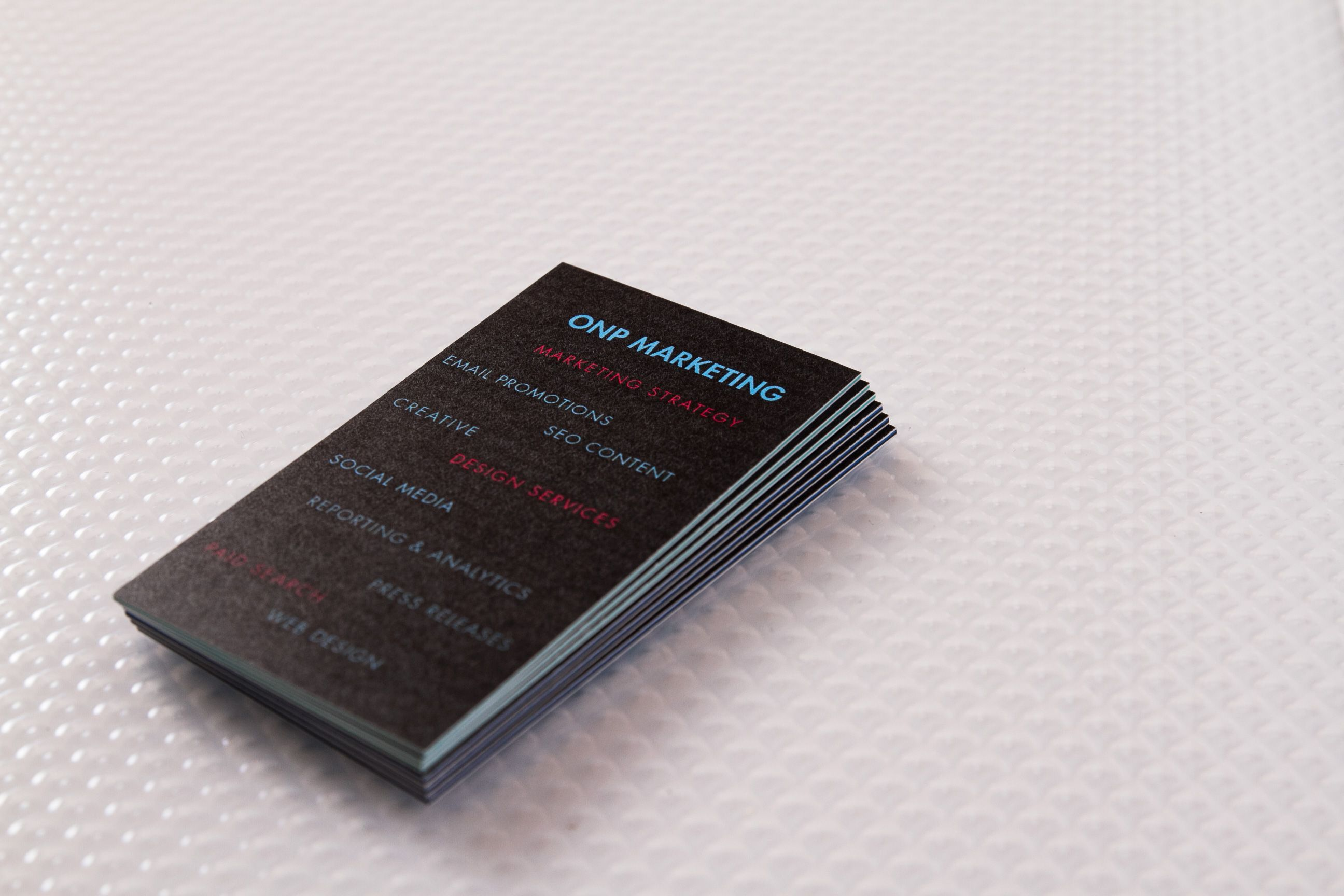 Overnight Prints Business Card template Standard | Business Cards ...