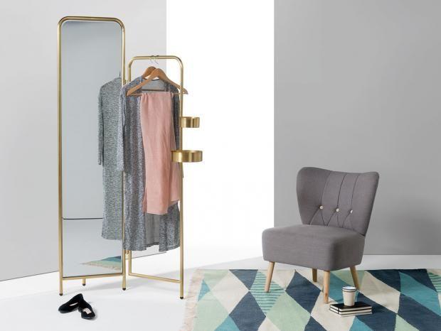 Diener Schlafzimmer ~ Standspiegel u von modern bis klassisch stummer diener