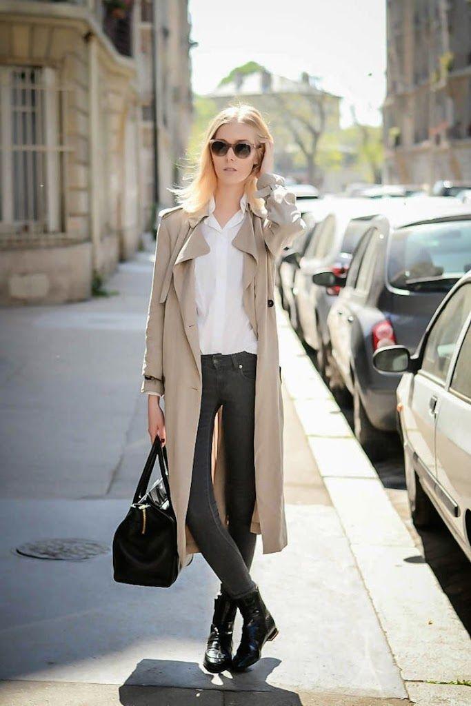 Trench / Zara Shirt / Stella McCartney Jeans / Mango Boots / H&M Bag and Sunnies / Céline Bracelet / Hermès Taas hetkeksi takaisin Pariisiin ja hieman vanhempaan asuun. Tämä kevyt trenssi on ollut ihana käytössä ja muutenkin todella hyvä ostos. Se tosin ei ole kylmän ilman takki sitten ollenkaan, sillä se ei lämmitä juuriContinue Reading