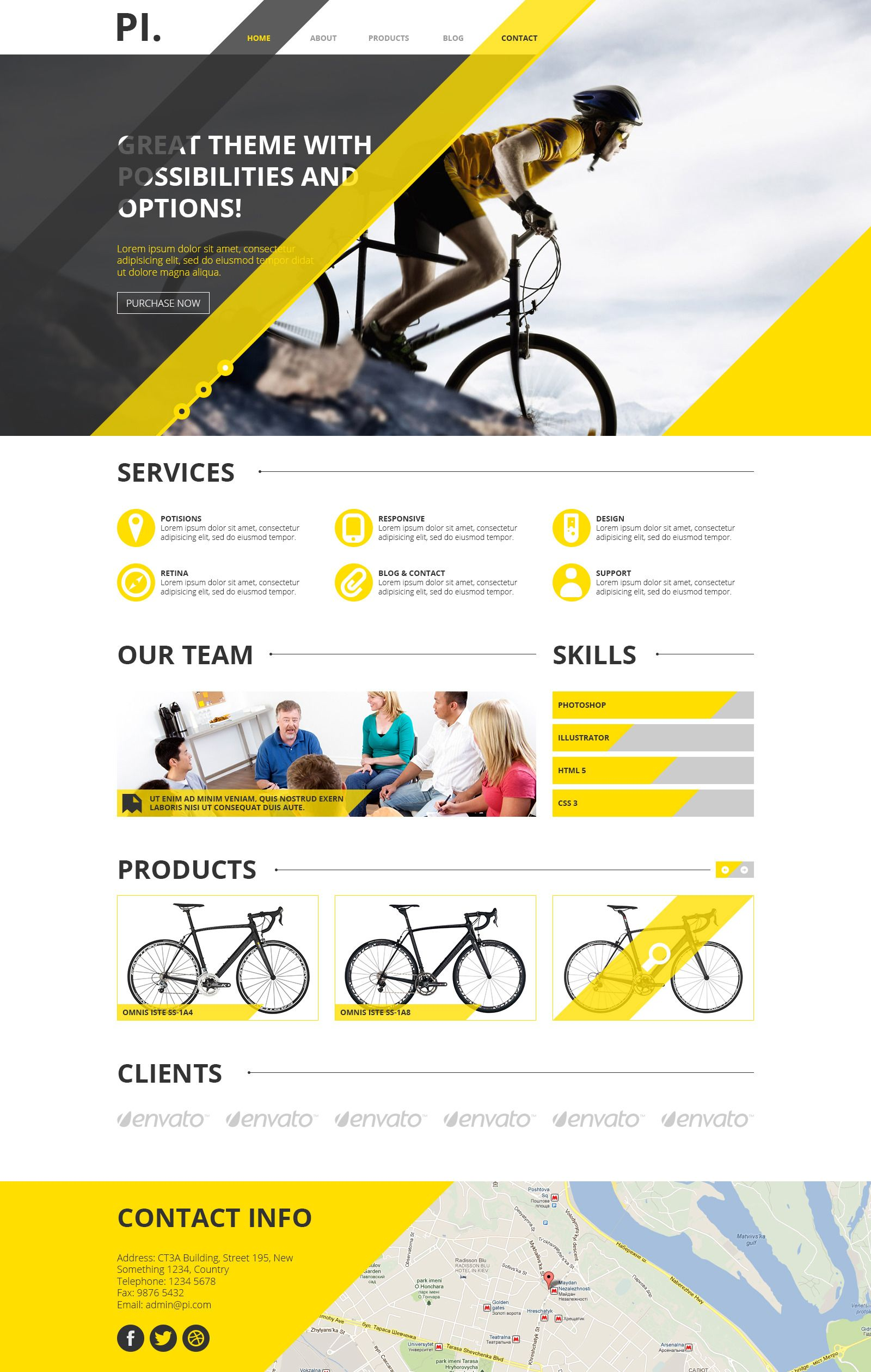 50 Best Back To Front Before After Remodelling Projects: Portfolio PSD Template #Portfolio, #PI, #Template