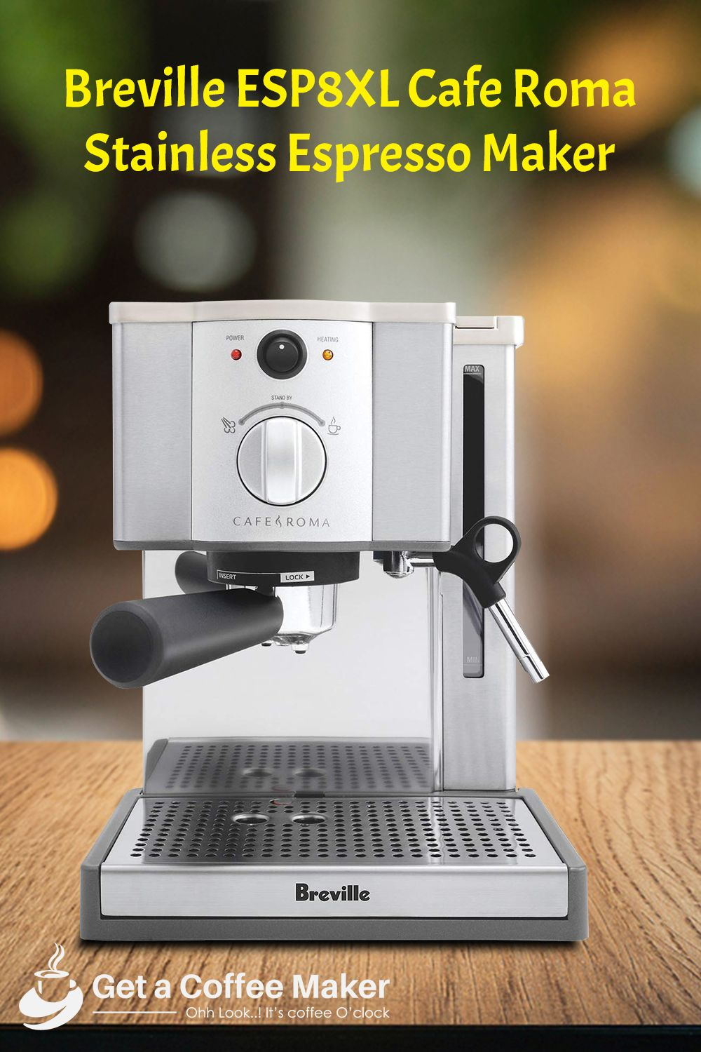 Top 10 Home Espresso Machines (Feb. 2020) Reviews