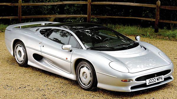 Top 5 dreamcars uit de nineties | Jaguar xj220, Jaguar, C & c