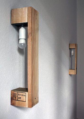 Lámpara De Pared Boomski - $ 350,00
