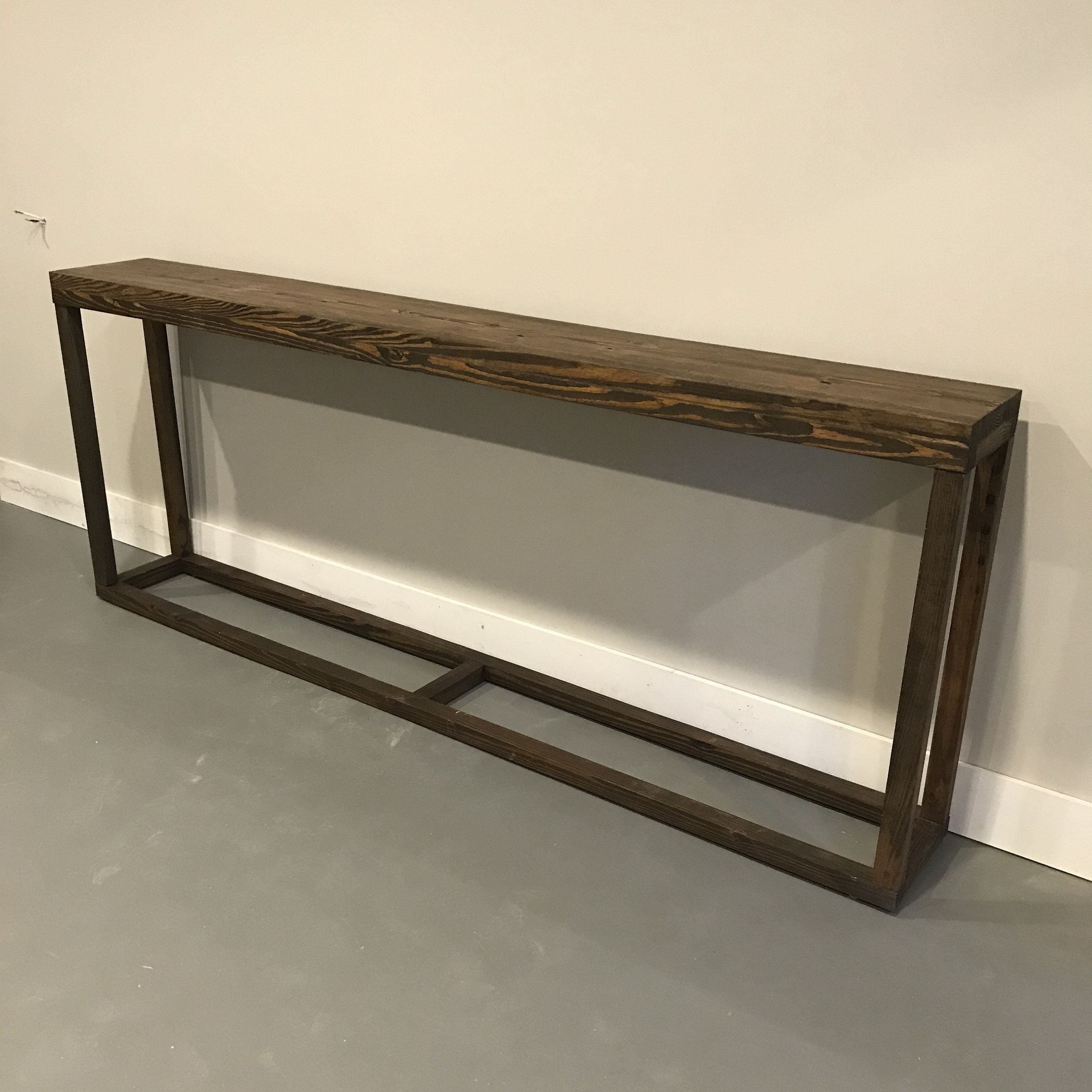 Fabulous Long Console Table Narrow Console Table Long Entryway Uwap Interior Chair Design Uwaporg