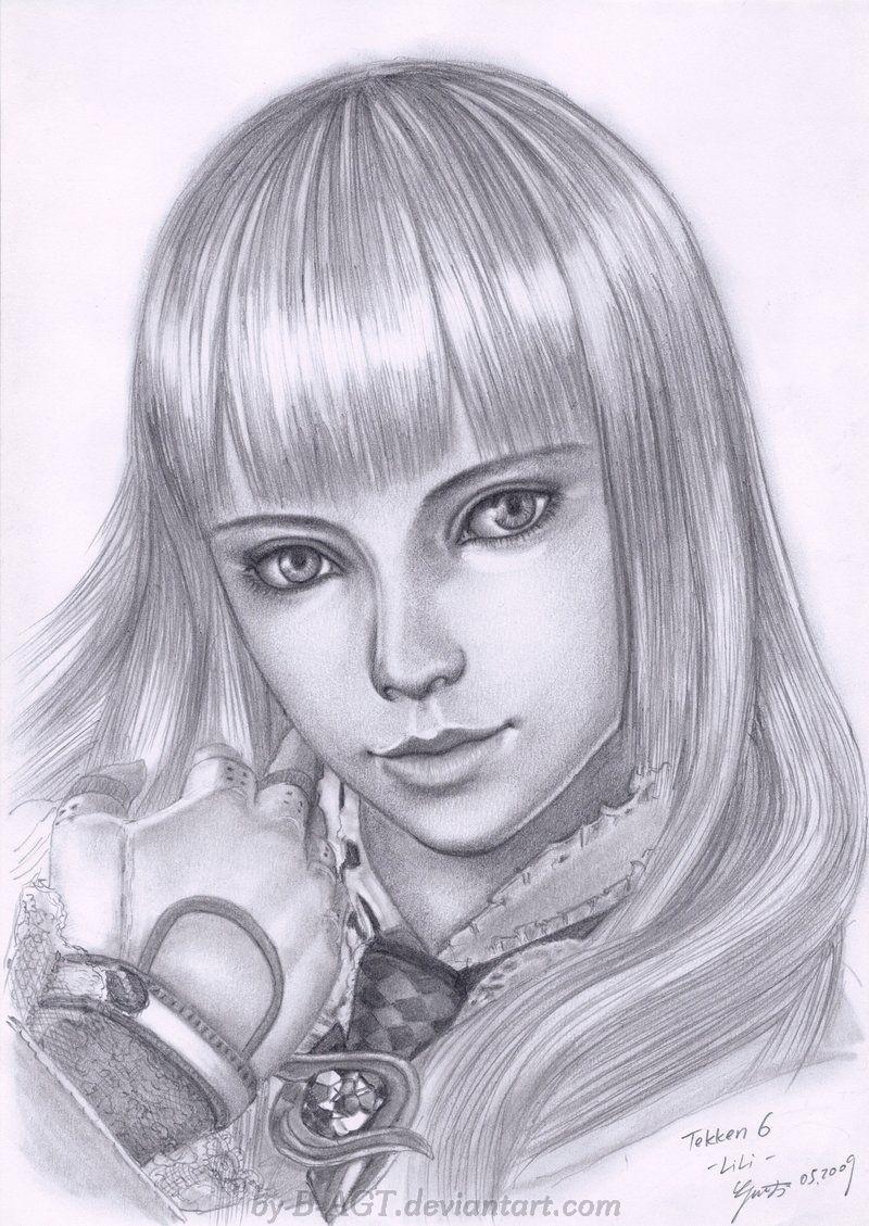 Lili from Tekken by B-AGT.deviantart.com on @deviantART