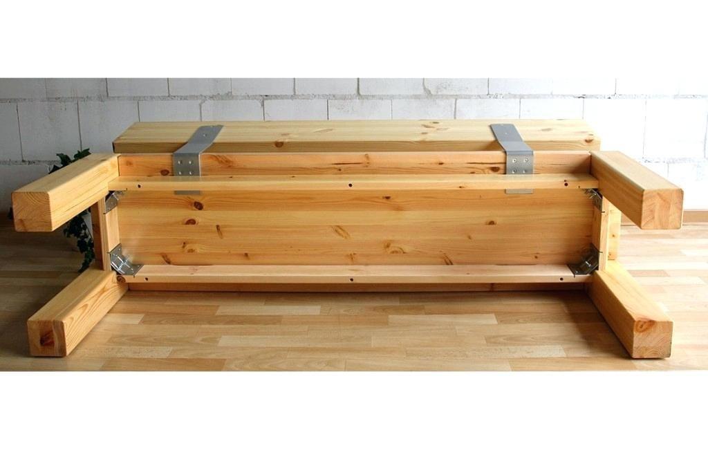 Sitzbank Mit Lehne Selber Bauen Bauanleitung Gartenbank Holz