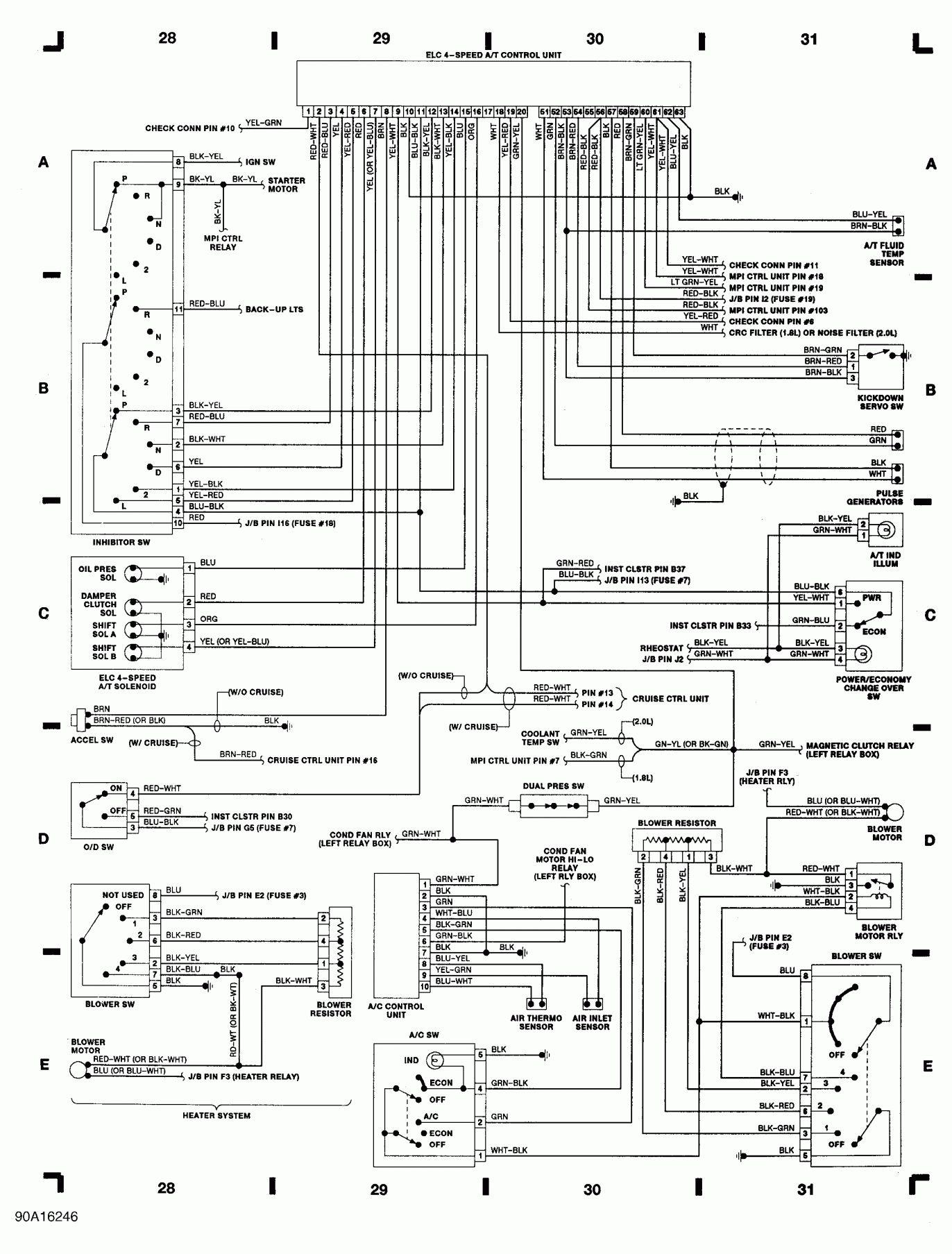 12 4g63 Engine Wiring Diagram Engine Diagram Wiringg Net Wiring Diagram Automatic Transmission Diagram