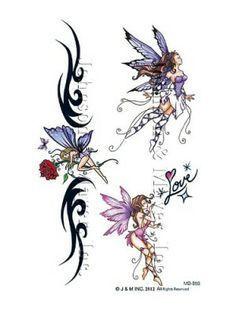 tribal fairy tattoo designs google search amy brown fairies pinterest fairy tattoo. Black Bedroom Furniture Sets. Home Design Ideas