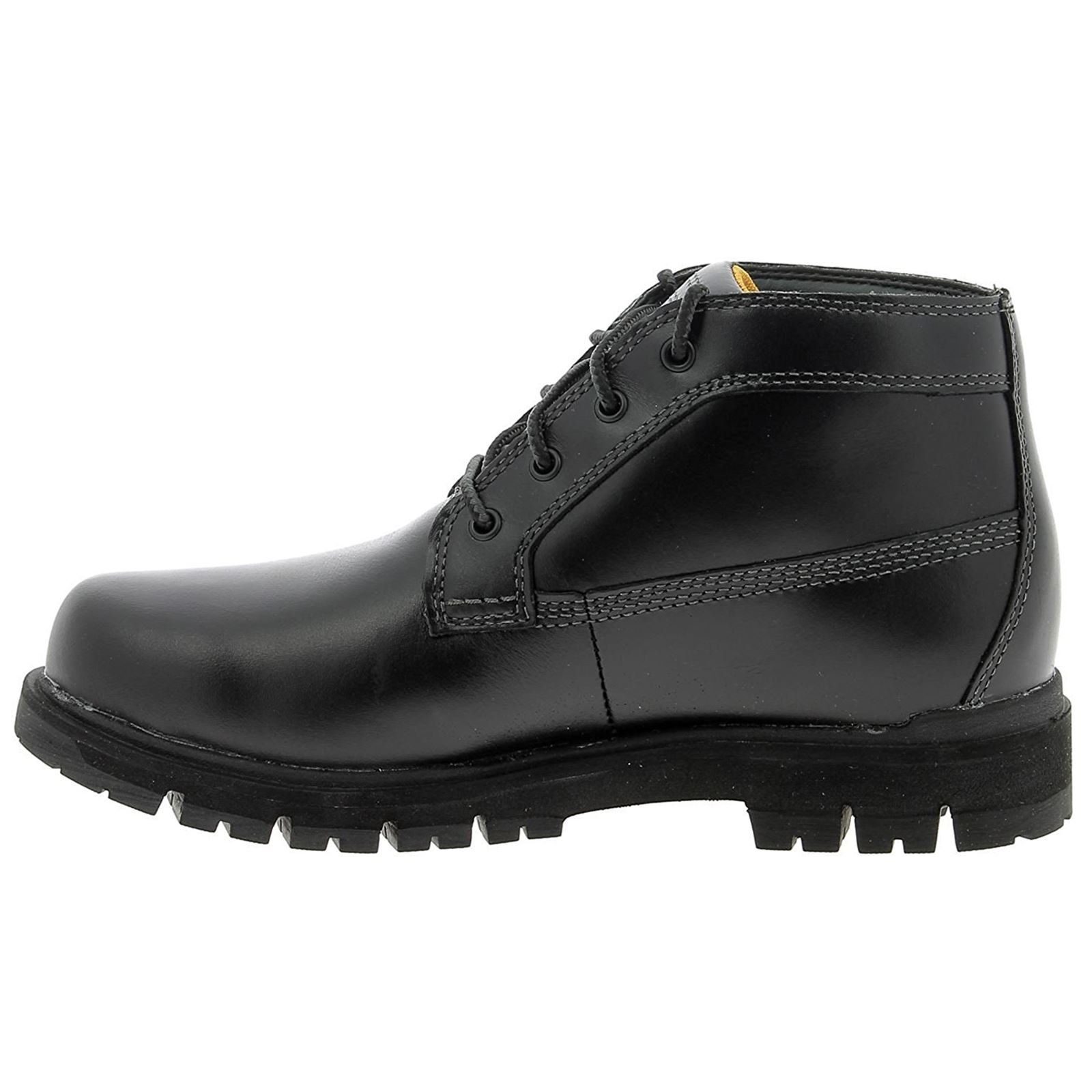 1e274f9de567 Timberland Mens Radford Chukka Waterproof Black Leather Boots 10 US      More info could be found at the image url. (This is an affiliate link)   ...