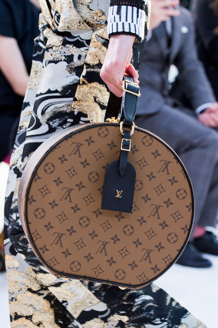 Louis Vuitton Cruise 2018 Runway Bag Collection  b18913262cf24
