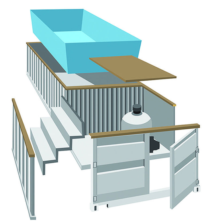 we are a sunshine coast based company that manufactures fiberglass swimming pools both in. Black Bedroom Furniture Sets. Home Design Ideas