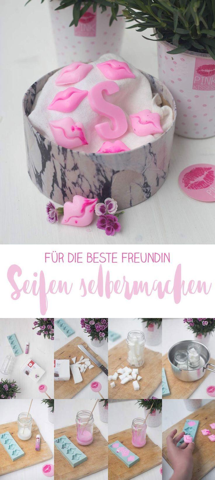 DIY Geschenkkorb für die beste Freundin mit