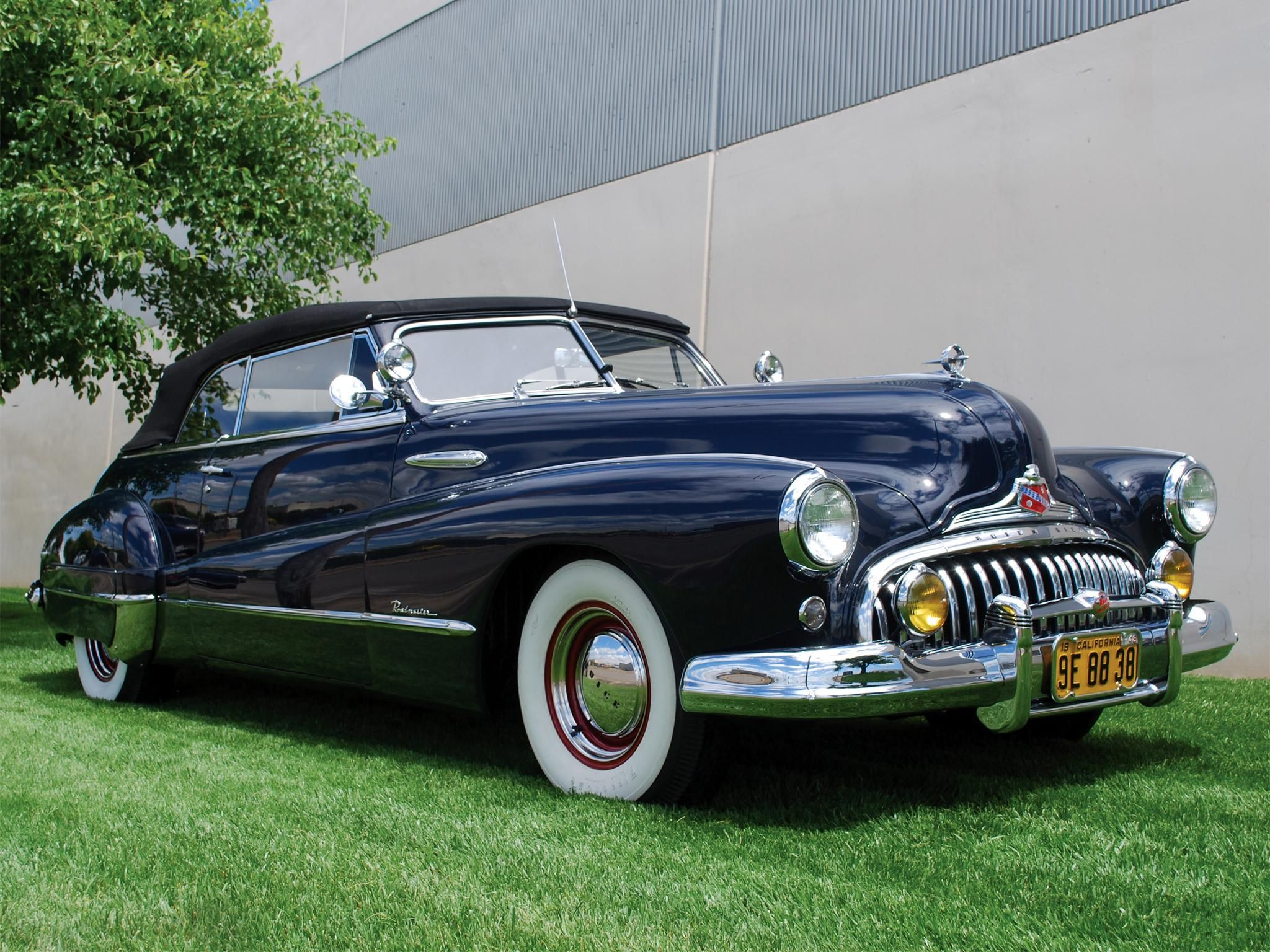 1948 buick roadmaster convertible one of the first cars i remember well driving around