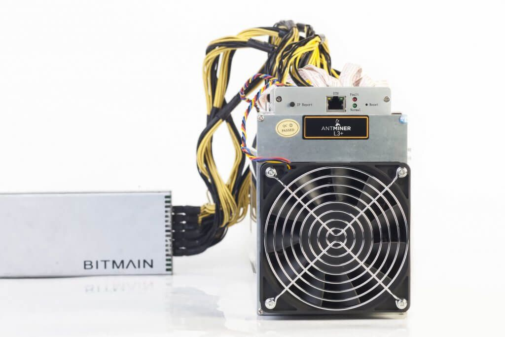 Open Wallet Bitcoin Miner Hardware L3