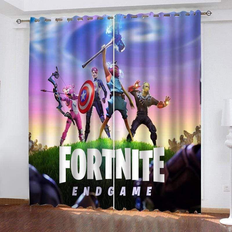 fortnite season 10 curtains curtains