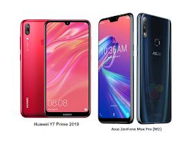 Tspn1 Asus Zenfone Max M2 Vs Huawei Y7 Prime 2019 Specs Comparisons Asus Zenfone Asus Latest Cell Phones