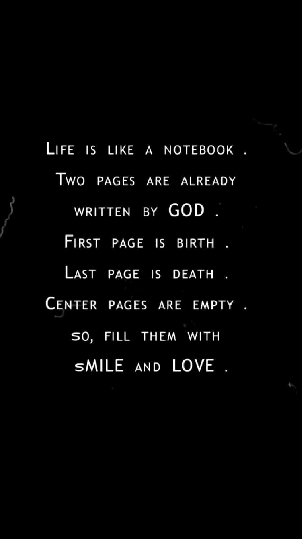 SMILE & LOVE.