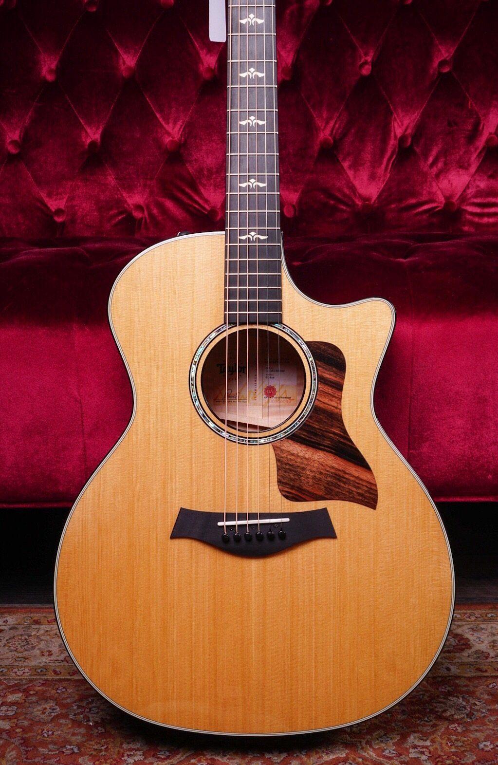 Taylor 614ce V Class Grand Auditorium Acoustic Electric Guitar Acoustic Electric Guitar Acoustic Guitar