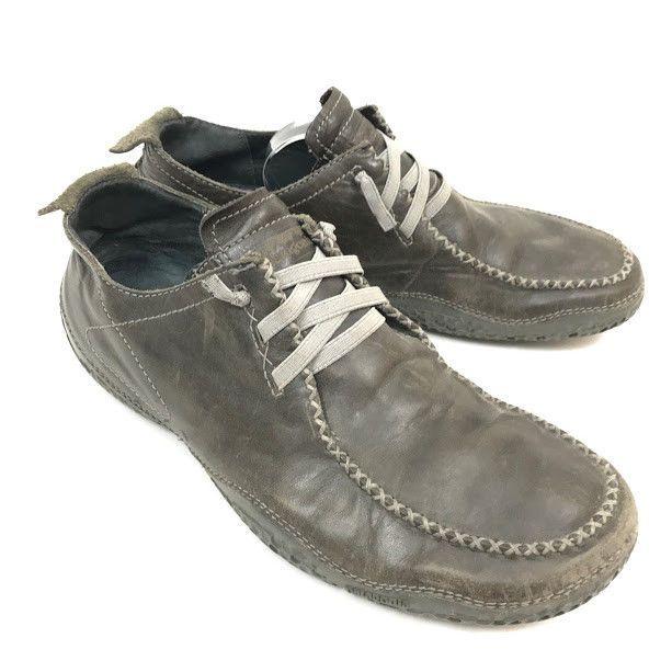 453ec34f Patagonia Mens Skywalk Honeydew Oxford Shoes Leather Size 11 Forge Grey EU  44 #Patagonia #Oxfords