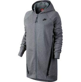 Nike Women s Tech Fleece Cocoon Mesh Full Zip Hoodie - Dick s Sporting Goods 885723cfd