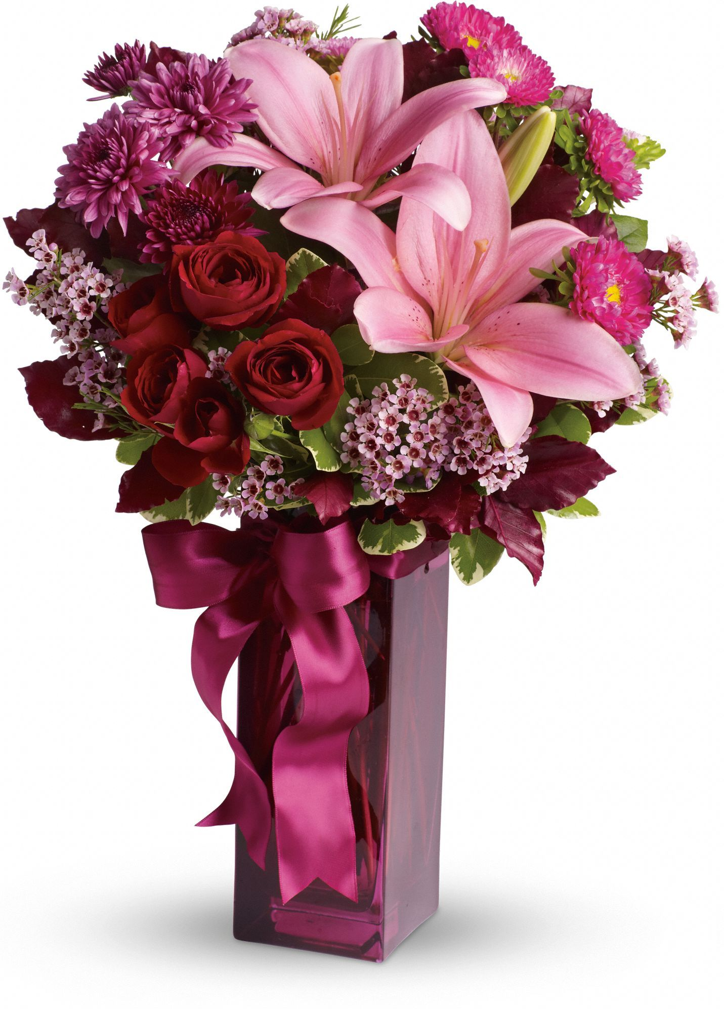 Sears Flowers Telefloras Fall In Love For Valentine Days 3