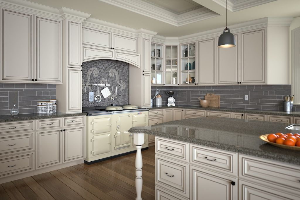 Signature Pearl  05  x 30  Open Shelf Wall End Cabinet - Online kitchen cabinets, Semi custom kitchen cabinets, Kitchen set cabinet, Rta kitchen cabinets, Kitchen cabinet kings, Assembled kitchen cabinets -  right installtion  Top & bottom panels have square corners to accommodate molding  2 shelves are rounded