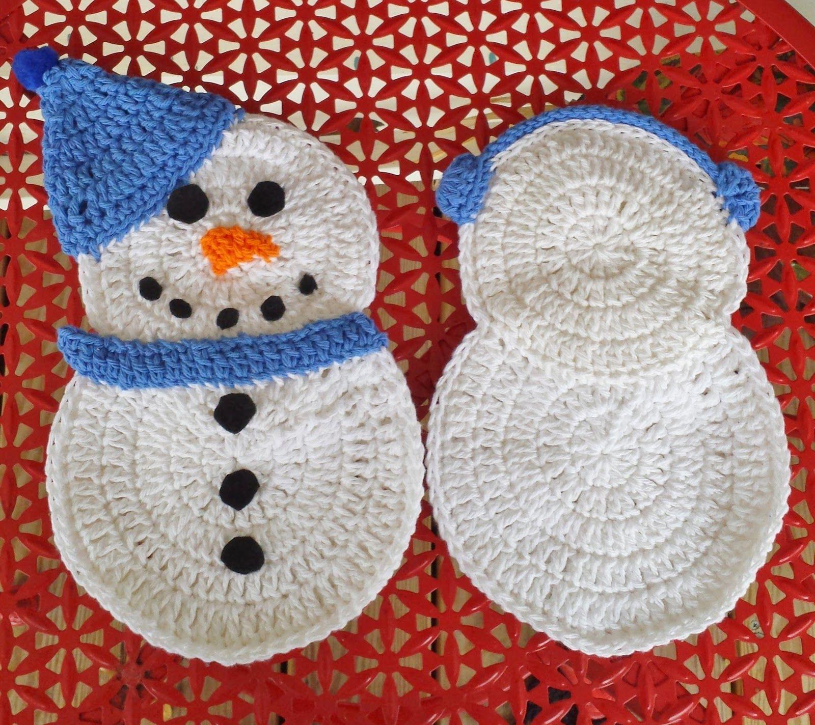 20141121_134722.jpg... Hot pad.. Free pattern! | CHRISTMAS IN YARN ...