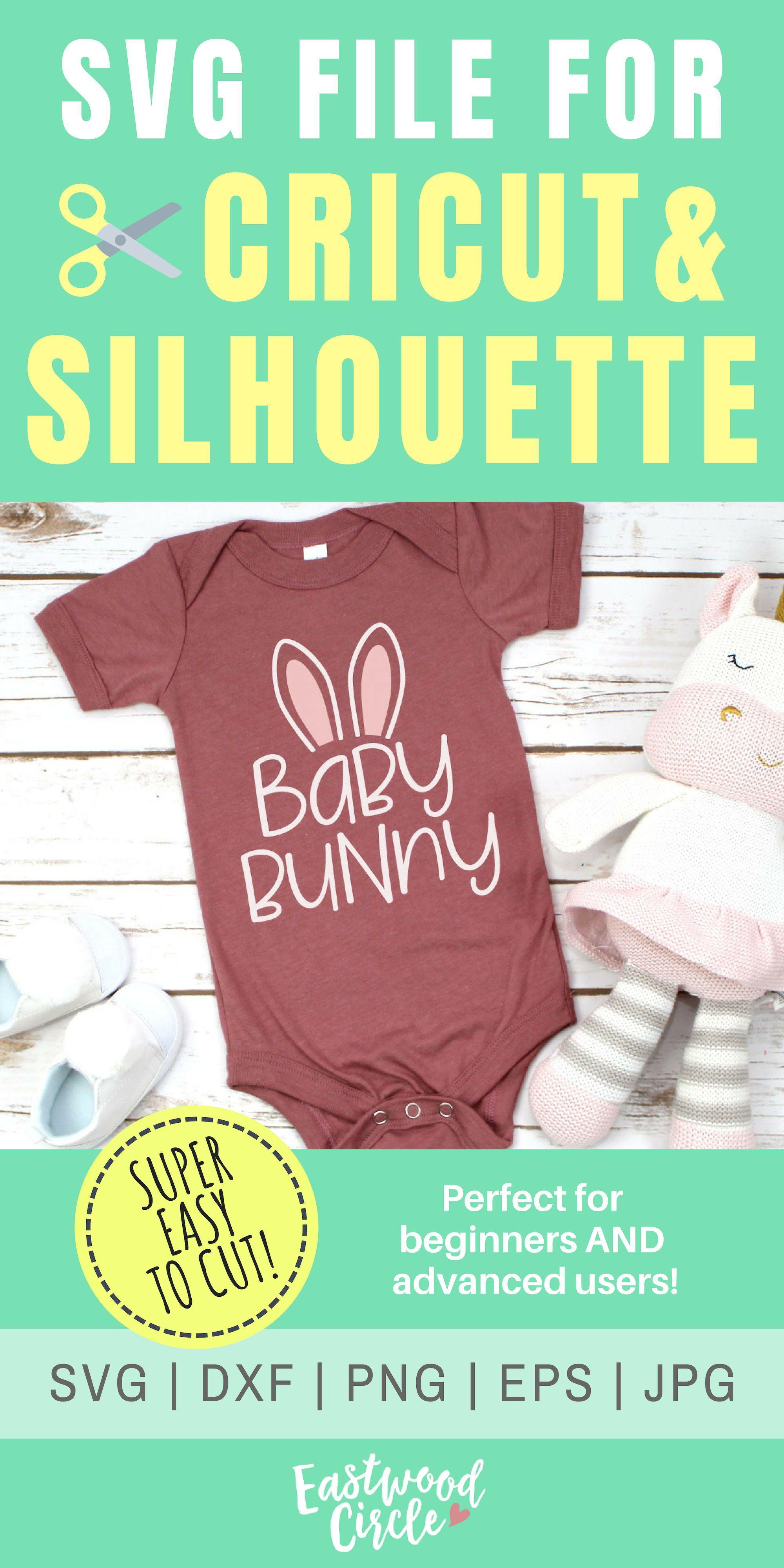 Baby Bunny Svg Easter Svg Easter Svg Files Easter Svg Kids Etsy Bunny Svg Easter Svg Files Svg Kids
