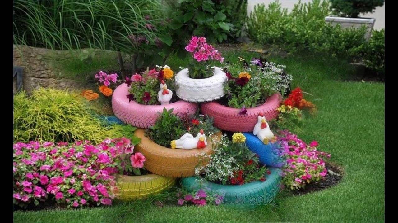 small flower gardens ideas