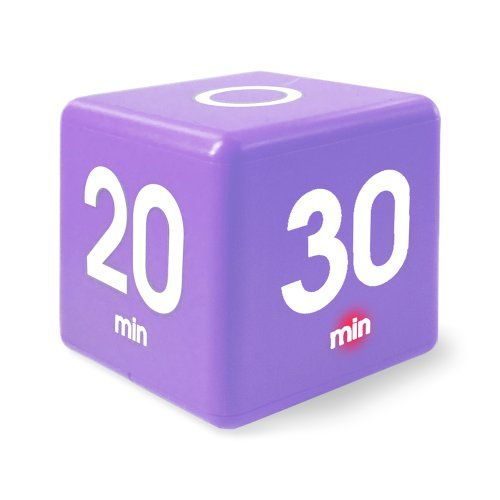 The Miracle Timecube Timer 1 3 5 And 7 Minutes For Time