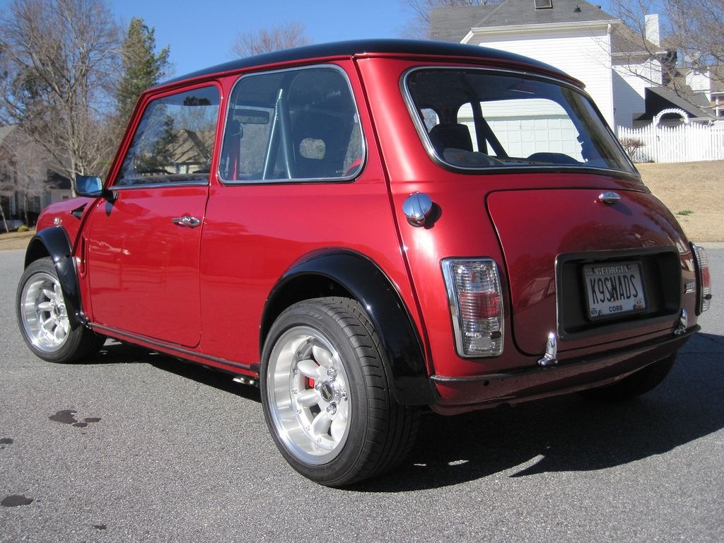1971 Mini Cooper VTEC AWD Super Fast Conversion For Sale
