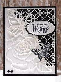 Make It Monday - Stampin' Up! Rose Wonder Wedding