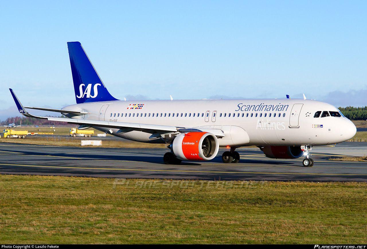 Ei Sif In 2020 Airbus Scandinavian Sas