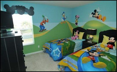 Best Decorating Theme Bedrooms Maries Manor Mickey Mouse 400 x 300