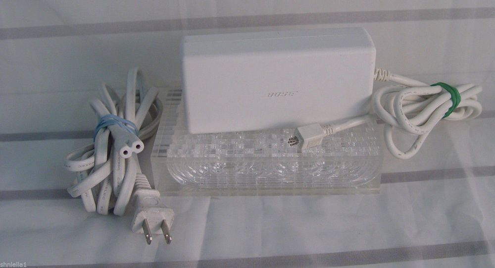 Bose Sound Dock Power Supply Adapter Psm36w 201 Works Good Condition Electronic Items Power Supply Audio Player