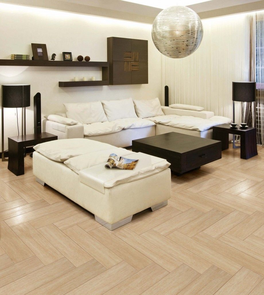 Wonderful parquet wooden floor tiles for living room with white wonderful parquet wooden floor tiles for living room with white bulky sofas and black table sets dailygadgetfo Choice Image