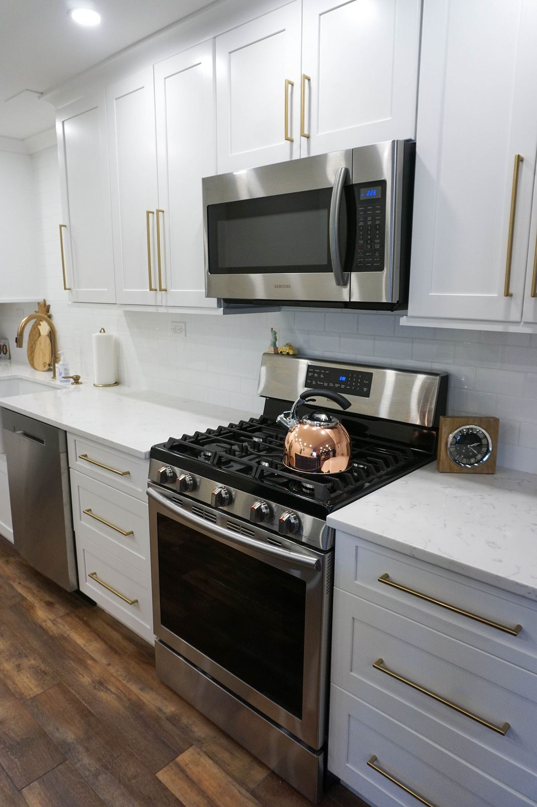 My Entire Apartment Renovation After Photos Living After Midnite Kitchen Remodel Cost Kitchen Cabinets New Kitchen Cabinets