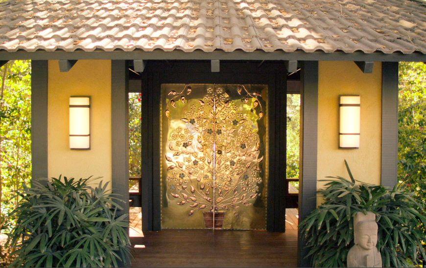 Αποτέλεσμα εικόνας για Golden Door in Southern California.