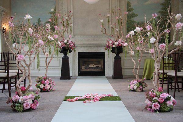 Indoor Ceremony, Event