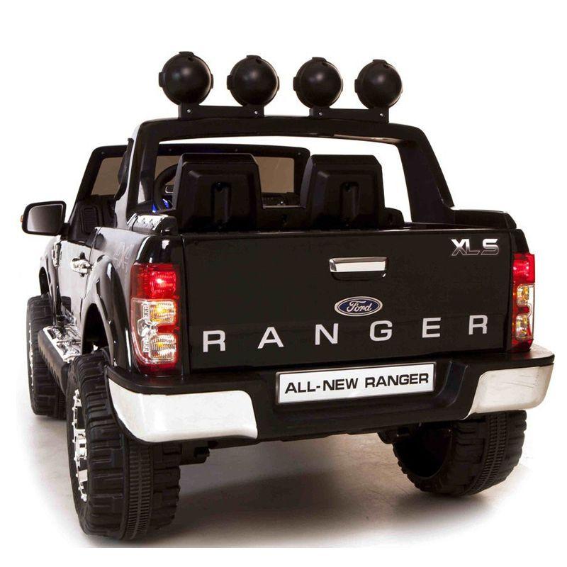 mini ford ranger ride on car for kids black